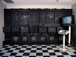 The first computer - The Eniac