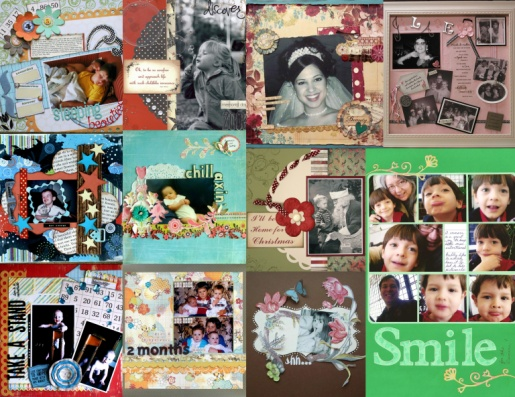 Scrapbook Layout Ideas Think Crafts By Createforless