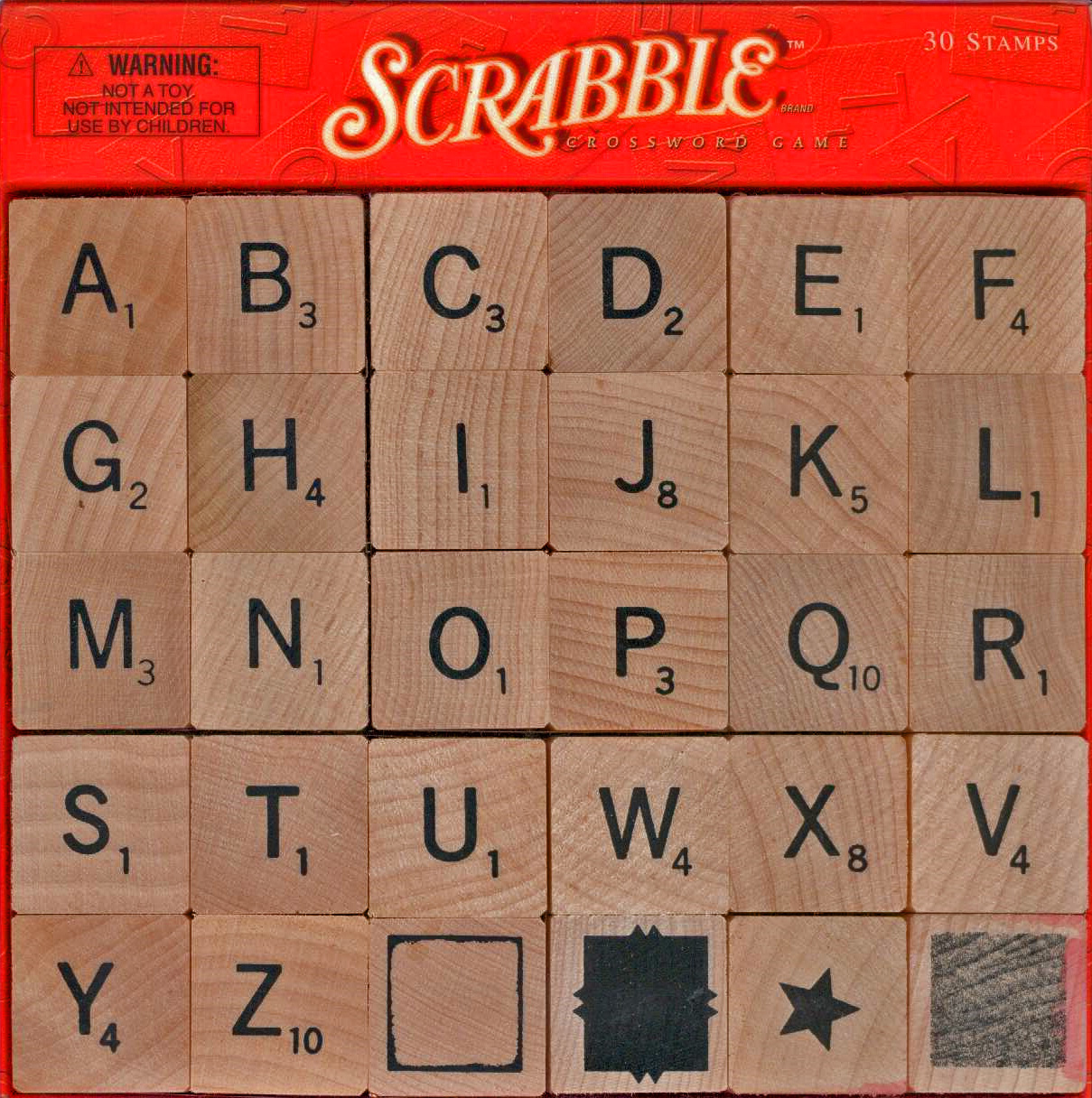 Scrabble letter distributions  Wikipedia