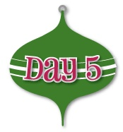 Twelve Days of Christmas Giveaway - Day 5 - Think Crafts by ...