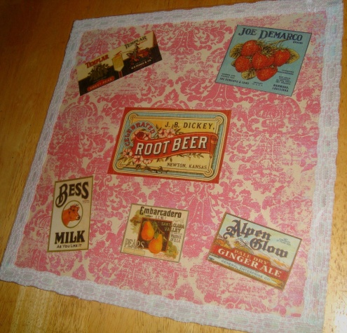 Personalized Paper Placemats Think Crafts By Createforless