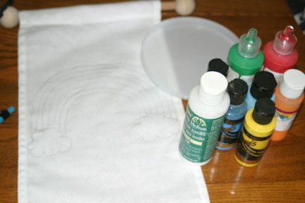 Diy Fabric Paint Think Crafts By Createforless