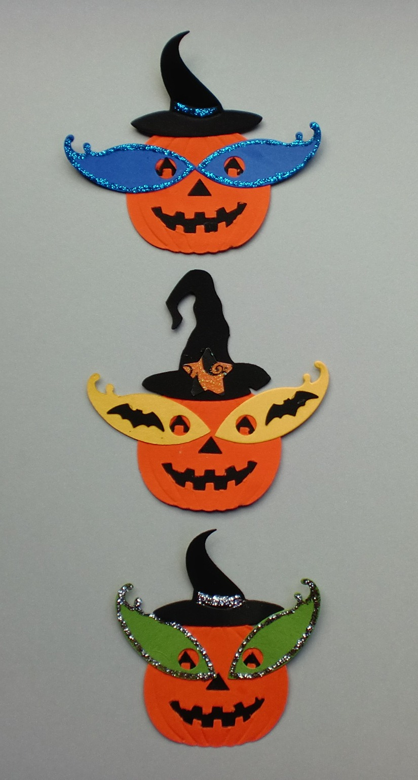 Witchy Pumpkins