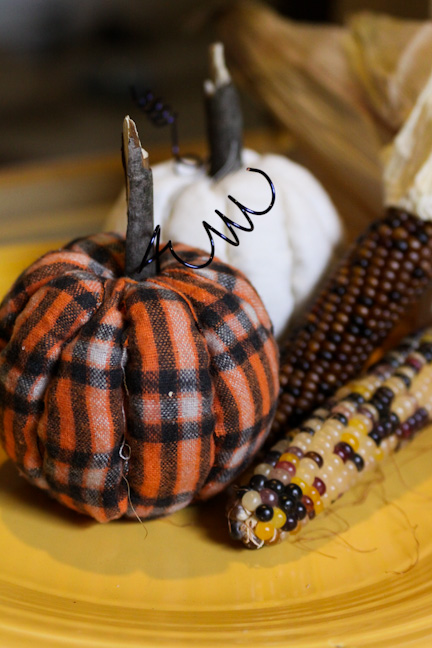 No sew quilted pumpkins think crafts by createforless - Making a pumpkin keg a seasonal diy project ...