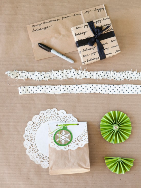 Gift Wrapping Ideas - One Charming Party