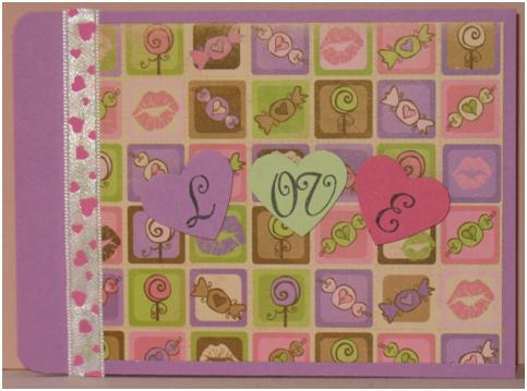 Sharing Your Love Coupon Book at ThinkCrafts.com