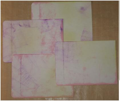 Tinted Ink Pads