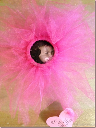 Tulle Valentine at ThinkCrafts.com