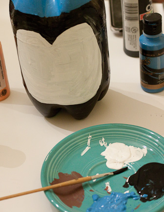 Paint the Penguin
