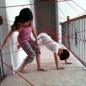 Kids Fun Indoor Activities - WI Housewife Confessions