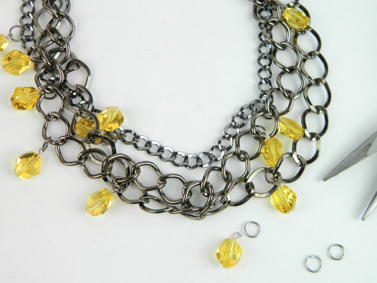 Beads to Chains