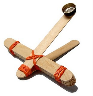 Craft Stick Catapult - Do It and How
