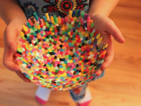 Kids crafts perler beads think crafts by createforless for Bead craft ideas for kids