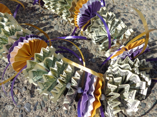 Money Lei from Ethan's Imprints