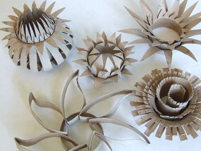 Toilet roll crafts think crafts by createforless toilet paper roll flowers michele made me mightylinksfo Choice Image