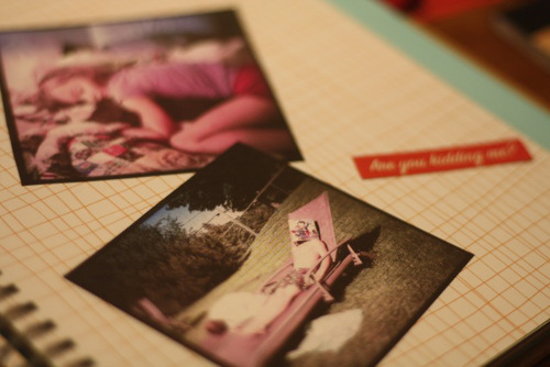 Find out more about the world's easiest scrapbook. ThinkCrafts.com