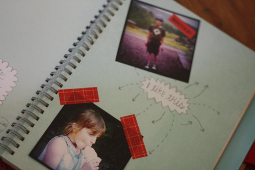 The Smash Journal - A scrapbook for busy people