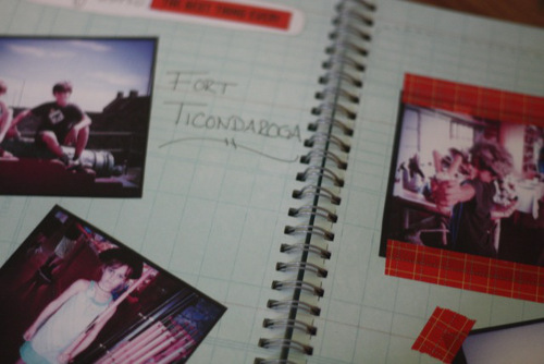 Find out all about this un-scrapbook to record your moments on the go. ThinkCrafts.com