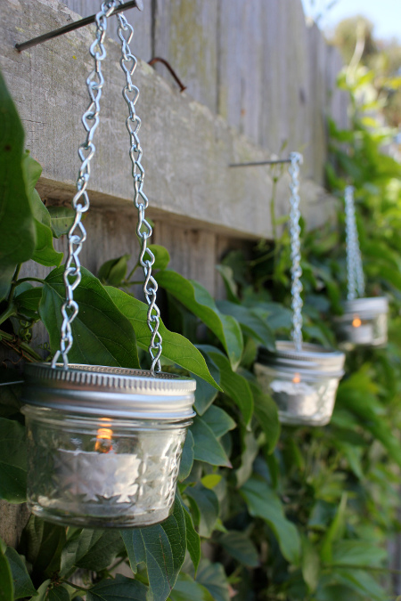 Mini Mason Jar Makeover - Jennifers Mentionables