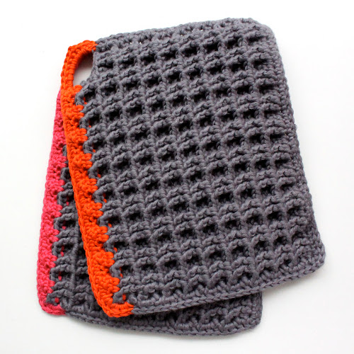 More Potholders - Lutter IDYL