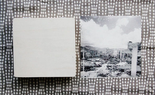 Photo Transfer Box