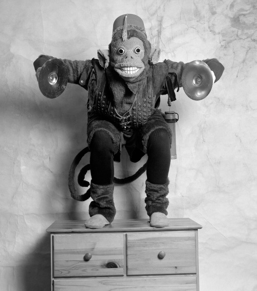 Mechanical Monkey Costume