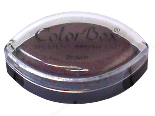 ColorBox Pigment Ink Pad Cat's Eye Brown