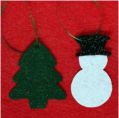 DIY Christmas Air Fresheners