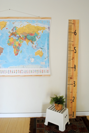 DIY Growth Ruler