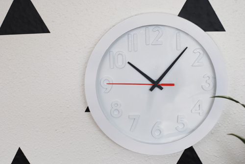 DIY Clock Refresh