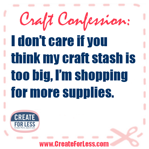 Craft Confession10