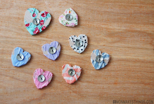 Washi Tape Hearts
