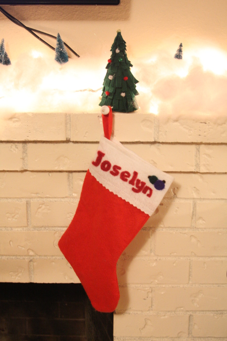 Christmas Tree Stocking Holders Think Crafts By