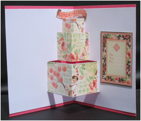 Celebration Pop-Up Card