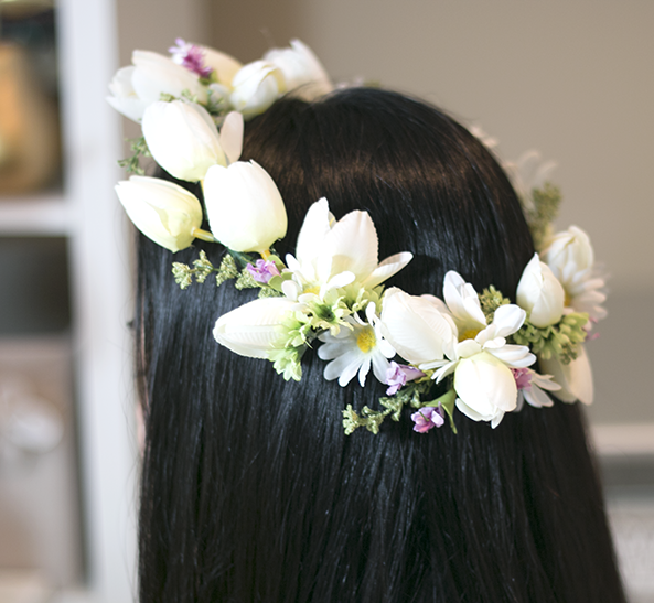 Flower Crown for Spring