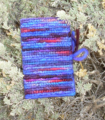 Yarn Needle Case