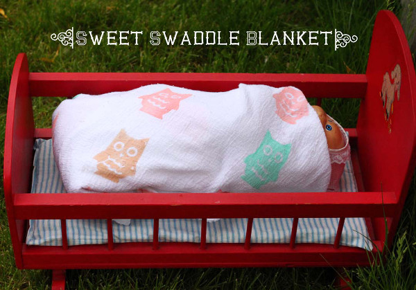 Sweet Swaddle Blanket