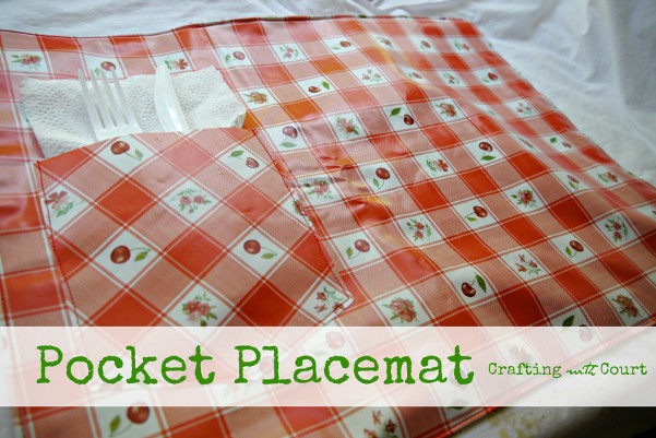 Pocket Placemat
