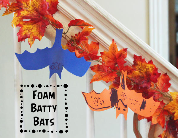 Foam Batty Bats