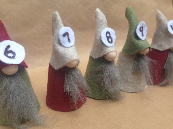 Nordic Gnome Advent