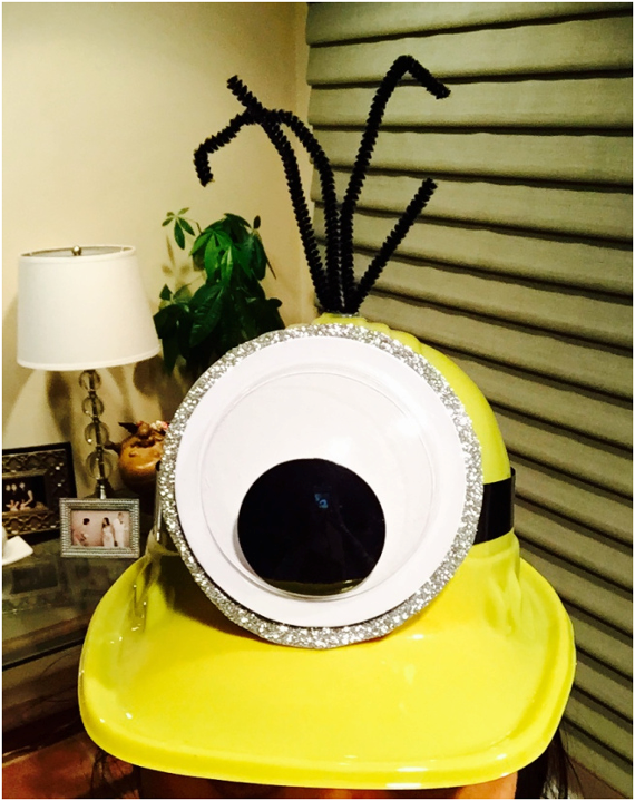 One Eyed Minion Hat
