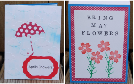 April Showers Card