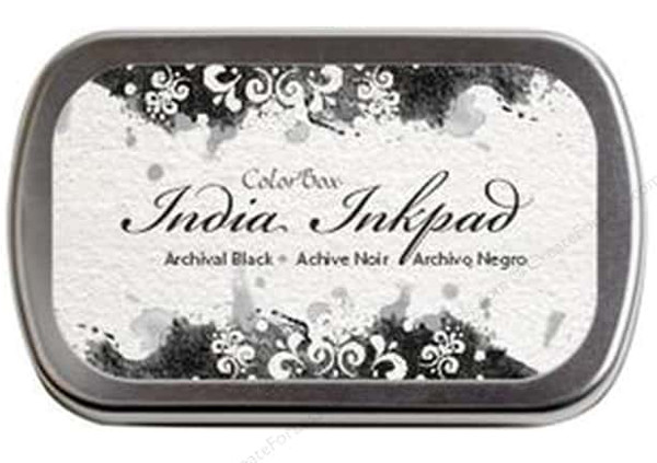 ColorBox India Ink Pad Black