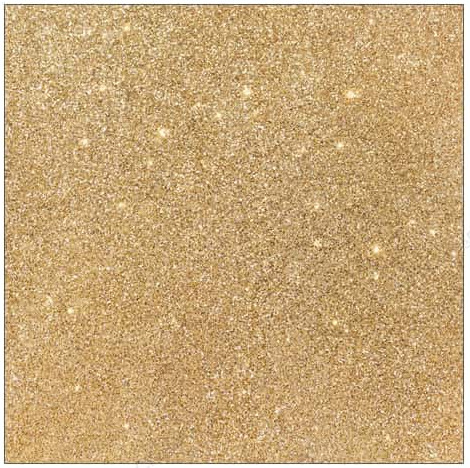 American Crafts 12 x 12 in. Cardstock Duotone Glitter Oatmeal