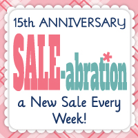 Anniversary Sale-abration