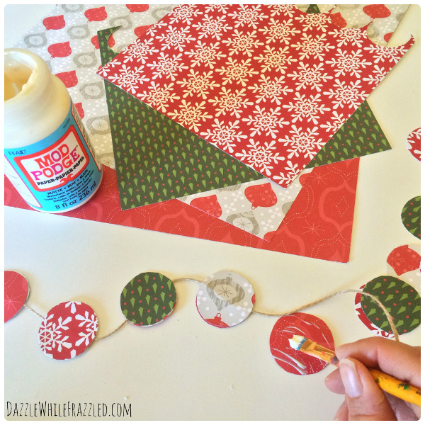 holiday-mini-circle-paper-garland-collage-3