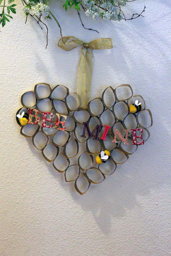 Bee Mine Valentine's Day Decoration