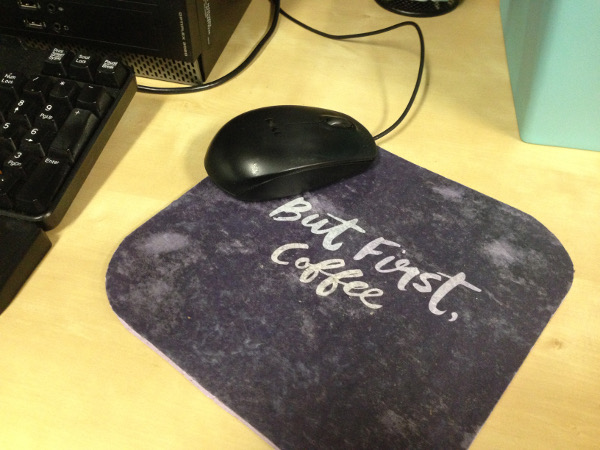 graphic relating to Printable Mouse Pad identify Impression Go Mousepad - Believe that Crafts by means of CreateForLess