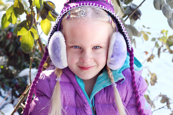 DIY your own earmuffs to stay warm this winter