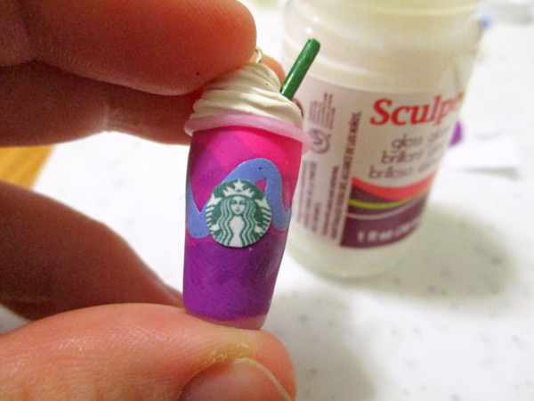 Unicorn Frappuccino Charm Think Crafts By Createforless